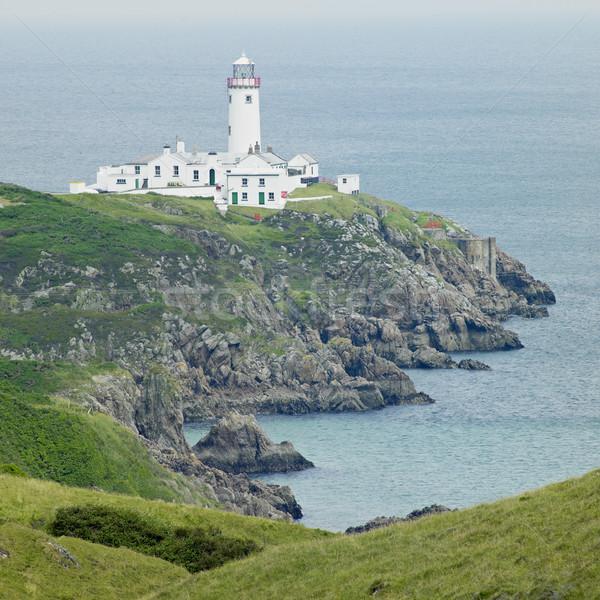 lighthouse, Fanad Head, County Donegal, Ireland Stock photo © phbcz