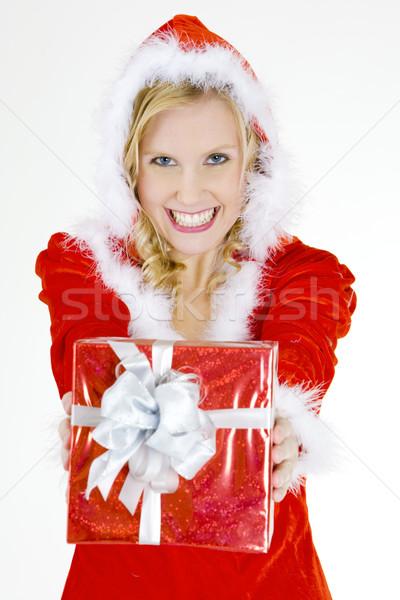Santa Claus Stock photo © phbcz