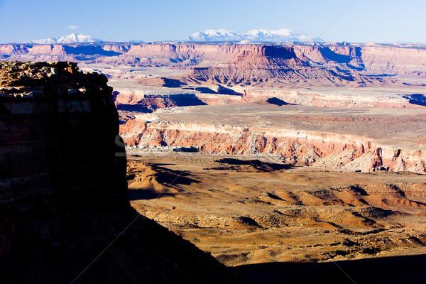 Park Utah USA landschap bergen rotsen Stockfoto © phbcz