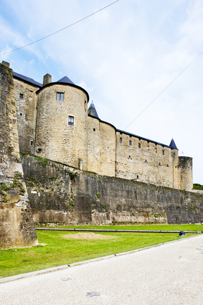Castle of Sedan, Champagne-Ardenne, France Stock photo © phbcz