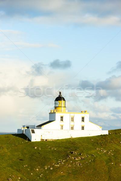 Stoer Lighthouse, Highlands, Scotland Stock photo © phbcz
