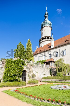 Stock photo: Jesuit College, Kutna Hora, Czech Republic