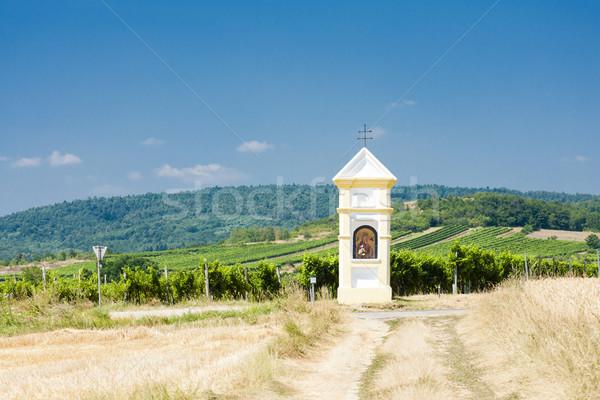 Işkence bağ düşük Avusturya Bina Stok fotoğraf © phbcz