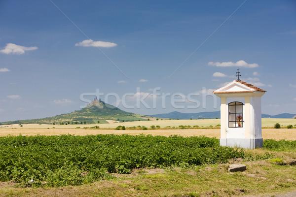 Hazmburk, Ceske stredohori, Czech Republic Stock photo © phbcz