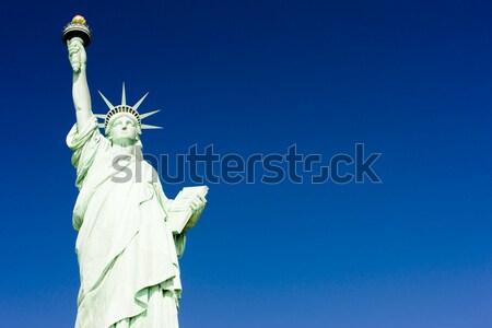 像 自由 ニューヨーク 米国 旅行 ストックフォト © phbcz