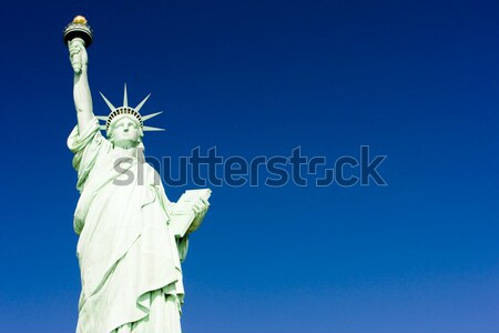 Statue of Liberty National Monument, New York, USA Stock photo © phbcz