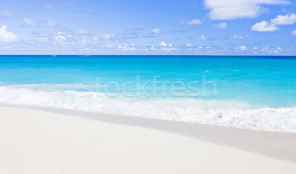 Stock photo: Foul Bay, Barbados, Caribbean