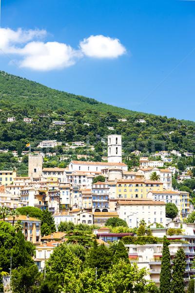 Grasse, Provence, France Stock photo © phbcz