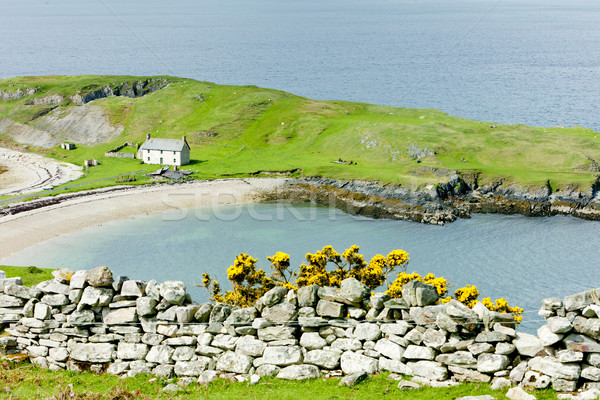 Laid at Loch Eriboll, Highlands, Scotland Stock photo © phbcz