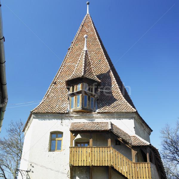 Medieval Citadel, Sighisoara, Transylvanie, Romania Stock photo © phbcz