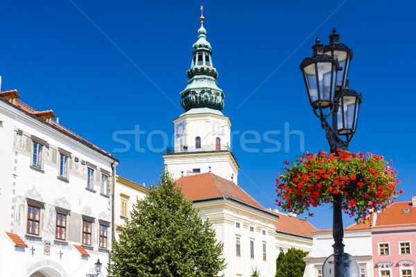 Archbishop's Palace, Kromeriz, Czech Republic Stock photo © phbcz