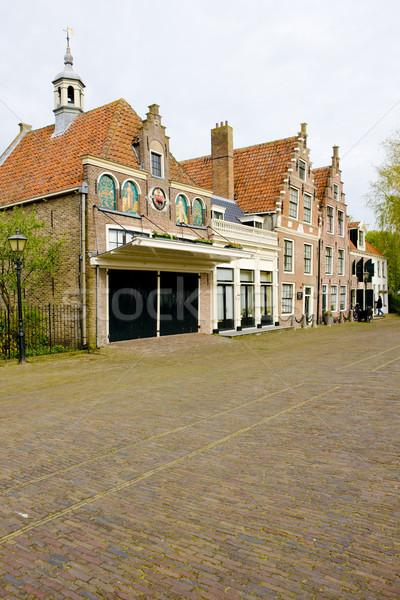 Edam, Netherlands Stock photo © phbcz