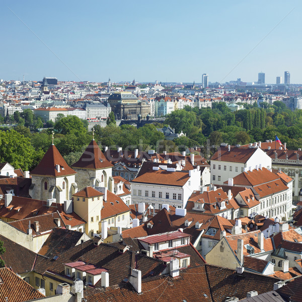 The Little Quarter, Prague, Czech Republic Stock photo © phbcz
