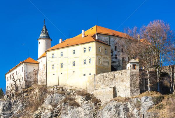 城 チェコ共和国 旅行 アーキテクチャ ヨーロッパ 歴史 ストックフォト © phbcz