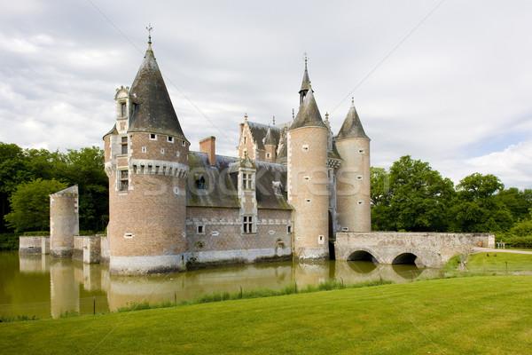 Сток-фото: центр · Франция · здании · архитектура · история · мостами