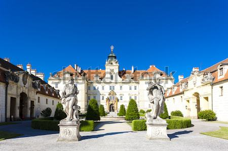 Stock photo: Valtice Palace, Czech Republic