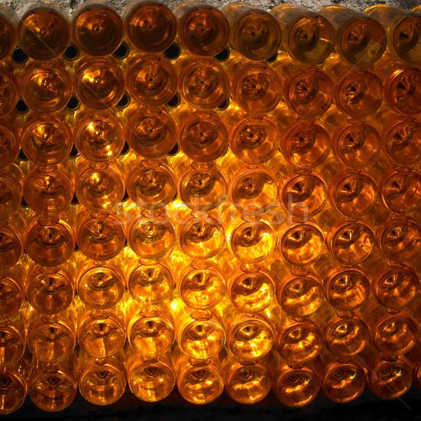 вино архив винный погреб чешский Чешская республика фон Сток-фото © phbcz