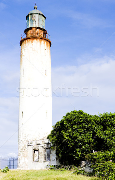 East Point Lighthouse, Barbados Stock photo © phbcz