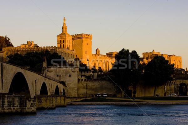 Avignon, Provence, France Stock photo © phbcz