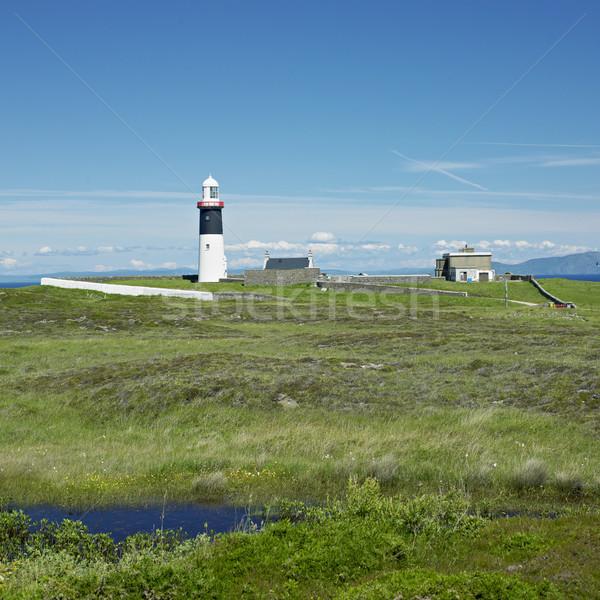 lighthouse, Rathlin Island, Northern Ireland Stock photo © phbcz