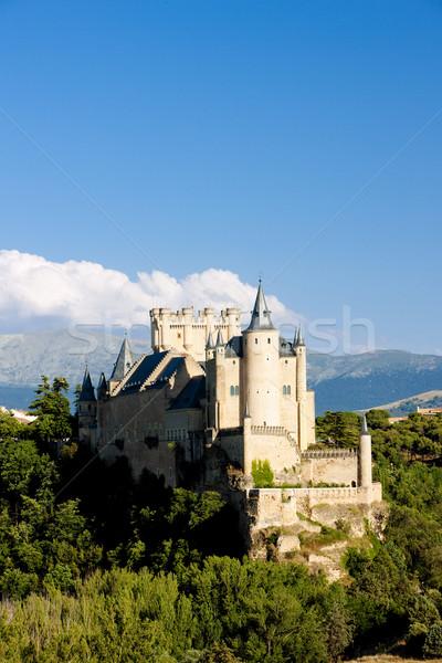 スペイン 建物 アーキテクチャ 歴史 屋外 ストックフォト © phbcz