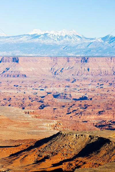 парка Юта США пейзаж пород Америки Сток-фото © phbcz