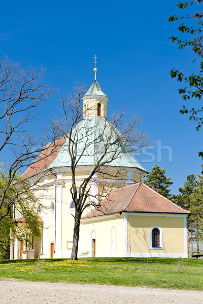 chapel of Saint Anthony, Blatnice, Czech Republic Stock photo © phbcz