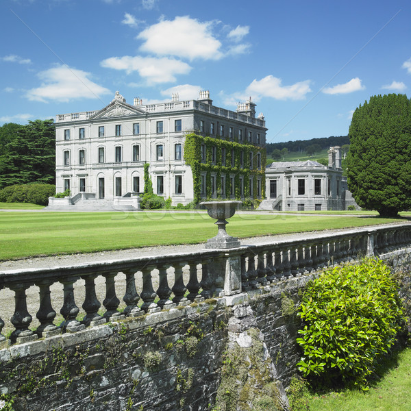 Curraghmore House, County Waterford, Ireland Stock photo © phbcz
