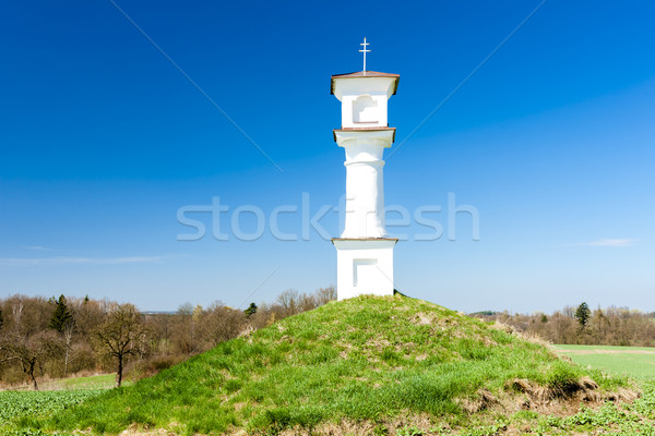 God's torture near Dirna, Czech Republic Stock photo © phbcz