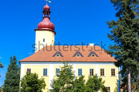 Palace Schallaburg in Schollach, Lower Austria, Austria Stock photo © phbcz
