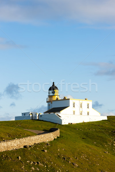 Stoer Lighthouse, Highlands, Scotland Stock photo © phbcz