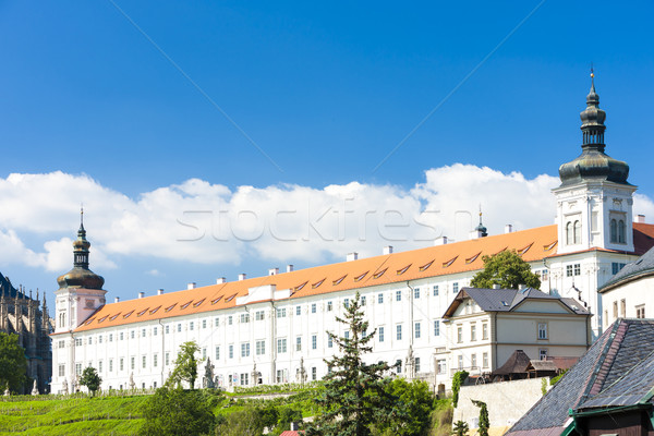 Jesuit College, Kutna Hora, Czech Republic Stock photo © phbcz