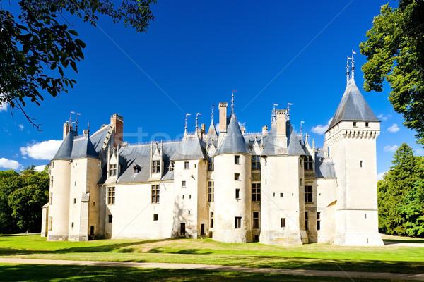 Meillant Castle, Centre, France Stock photo © phbcz