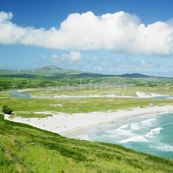beach, Barleycove, County Cork, Ireland Stock photo © phbcz