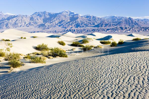 Sabbia morte valle parco California USA Foto d'archivio © phbcz