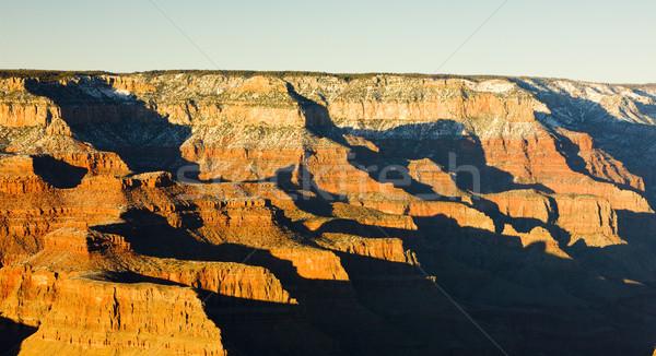 Гранд-Каньон парка Аризона США природы путешествия Сток-фото © phbcz