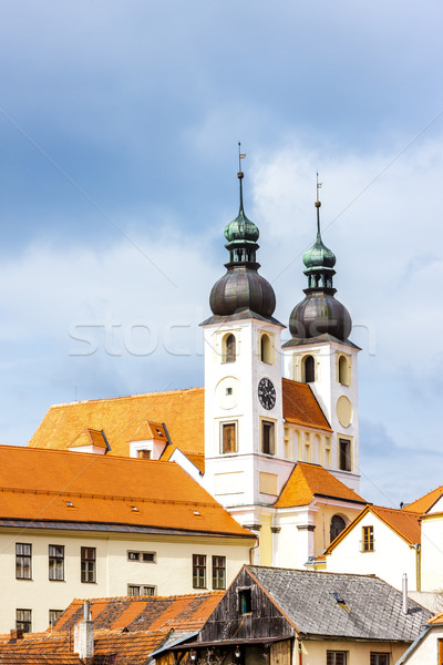 Telc, Czech Republic Stock photo © phbcz