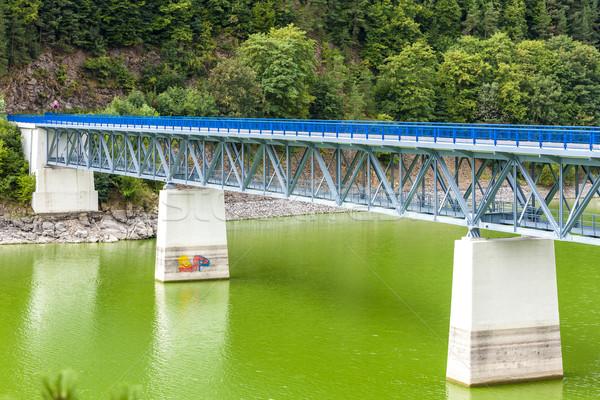 Stock photo: Vranovska dam, Czech Republic