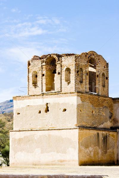 Szczegół Arizona USA budynku architektury świątyni Zdjęcia stock © phbcz
