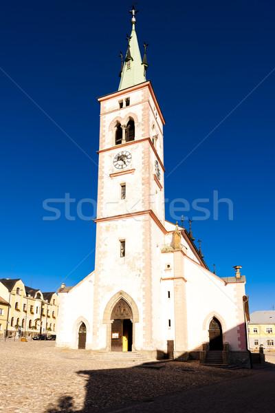 Kasperske Hory, Czech Republic Stock photo © phbcz