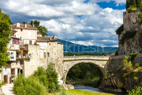 Vaison-la-Romaine, Provence, France Stock photo © phbcz
