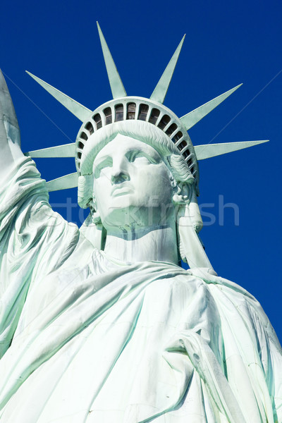 Stok fotoğraf: Detay · heykel · özgürlük · New · York · ABD · seyahat
