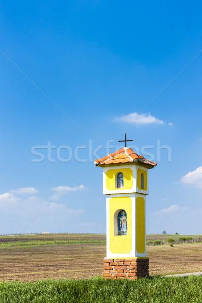 God's torture near Strachotin, Czech Republic Stock photo © phbcz