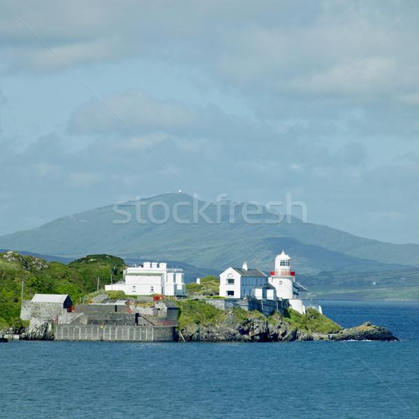 lighthouse, Spanish Point, Crookhaven, County Cork, Ireland Stock photo © phbcz