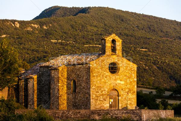 Capilla Francia iglesia viaje arquitectura historia Foto stock © phbcz