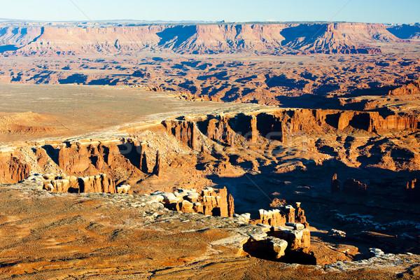 Zdjęcia stock: Parku · Utah · USA · charakter · skał · dekoracje