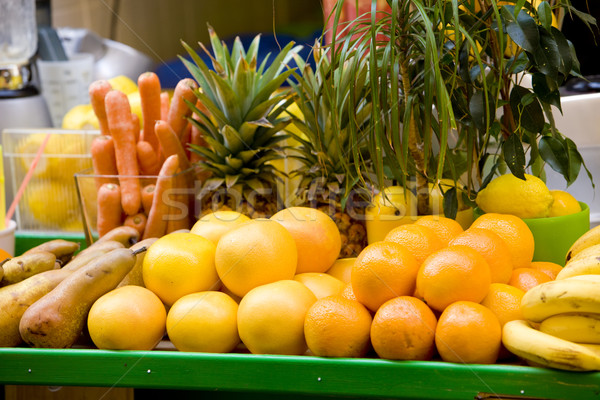fruit still life, Aix-en-Provence, Provence, France Stock photo © phbcz