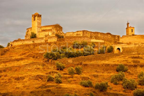Alcantara, Caceres Province, Extremadura, Spain Stock photo © phbcz