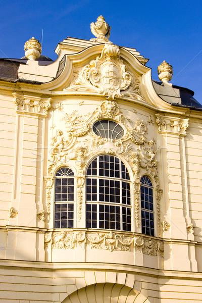 Constructii Bratislava Slovacia arhitectură istorie în aer liber Imagine de stoc © phbcz