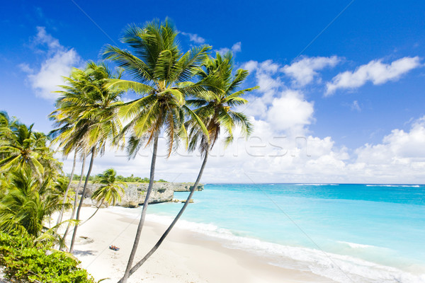 Bottom Bay, Barbados, Caribbean Stock photo © phbcz